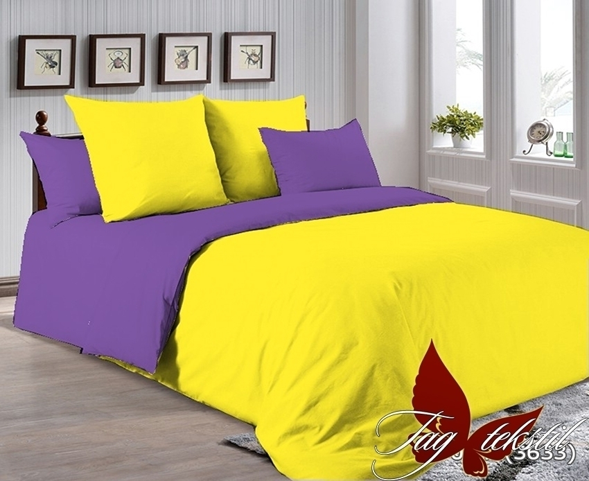 Комплект постельного белья P-0643(3633)