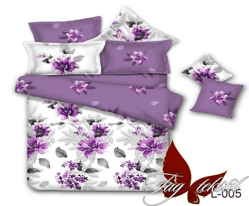 Комплект постельного белья с компаньоном PL005