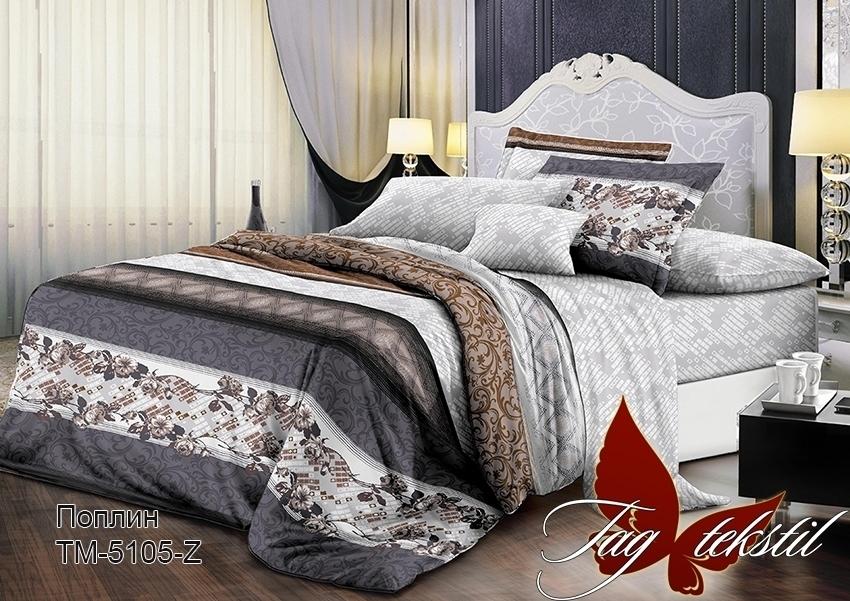 Комплект постельного белья с компаньоном TM-5105Z